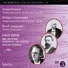 ラッセン,P.シャルヴェンカ,ランゴー:ヴァイオリン・コンチェルトロス(VN) ヘルムス - BBCスコティッシュso. [CD]
