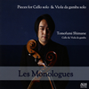 Les Monologues  島根朋史(VC,VG) [CD]