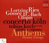 ヨーロッパの国歌と聖歌コッホ(P) カプアーノ - コンチェルト・ケルン [CD]