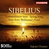 シベリウス:組曲「レンミンカイネン」 オラモ / BBCso. [CD] [アルバム] [2019/05/00発売]