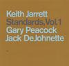キース・ジャレット・トリオ / スタンダーズ Vol.1 [UHQCD] [限定] [再発] [アルバム] [2019/07/24発売]