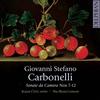 カルボネッリ:ヴァイオリンと通奏低音のための室内ソナタ集Vol.2チチッチ(VN) イリュリア・コンソート [CD]