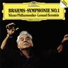 ブラームス:交響曲第1番バーンスタイン - VPO [CD] [限定]