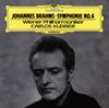 ブラームス:交響曲第4番クライバー - VPO [CD] [限定]