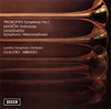 プロコフィエフ:交響曲第1番「古典」 - ヤナーチェク:シンフォニエッタ 他アバド - LSO [CD] [限定]