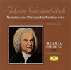 J.S.バッハ:無伴奏ヴァイオリン・パルティータ第2番・第3番 - ソナタ第3番シェリング(VN) [CD] [限定]