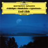 ベートーヴェン:ピアノ・ソナタ「悲愴」「月光」「熱情」ギレリス(P) [CD] [限定] [再発]