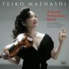 前橋汀子、2度目の『J.S.バッハ: 無伴奏ヴァイオリンのためのソナタとパルティータ』をリリース