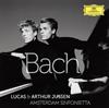 J.S.バッハ:2台のピアノのための協奏曲第1番・第2番 他L.ユッセン,A.ユッセン(P) アムステルダム・シンフォニエッタ [SHM-CD]
