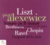リスト:ピアノ・ソナタ ロ短調S.178アレクセヴィチ(P) [CD]