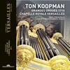 トン・コープマン,ヴェルサイユ旧王室礼拝堂の大オルガンを弾くコープマン(OG) [CD]