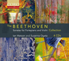 ベートーヴェン:ヴァイオリン・ソナタ全集オガタ(VN) ワトソン(HF) [4CD]