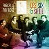 フランス6人組&サティP.ロジェ,A.ロジェ(P) [CD]