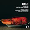 J.S.バッハ:2台のチェンバロのための協奏曲集フォルタン,フランケンベルフ(HC) アンサンブル・マスク [CD]
