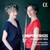 20世紀初頭フランスの女性作曲家によるフルートとピアノのための作品集ユレル(FL) クヴェール(P) [CD]