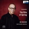 久石 譲指揮東京交響楽団による『ストラヴィンスキー: バレエ音楽「春の祭典」』発売