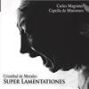 モラレス:哀歌集マグラネル - カペリャ・デ・ミニストレルス [CD]