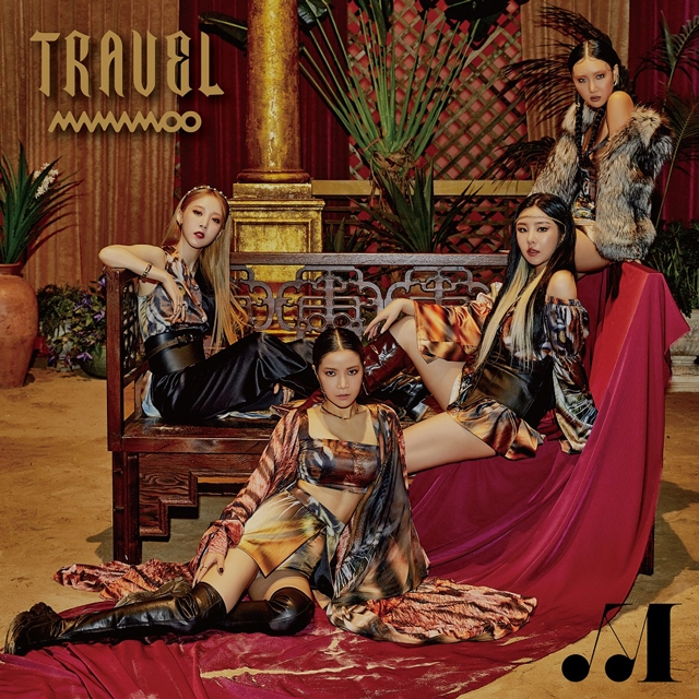 MAMAMOO / TRAVEL-Japan Edition- [CD+DVD] [限定]