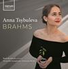 ブラームス:ピアノ協奏曲第2番 ツィブレヴァ(P) ラインハルト / ベルリン・ドイツso.