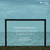 C.P.E.バッハ:6つのシンフォニア〜限界を越えてベイエ(VN,指揮) リ・インコーニティ [CD]
