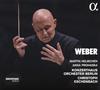 ウェーバー:作品集エッシェンバッハ - ベルリン・コンツェルトハウスo. プロハスカ(S) 他 [CD]