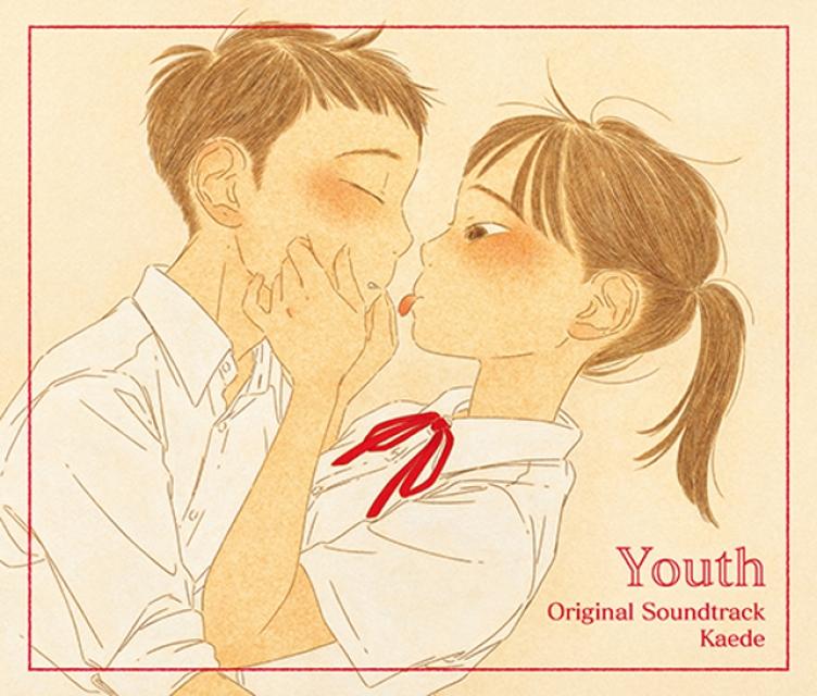 Negicco Kaede / Youth-Original Soundtrack [Blu-ray+CD] [限定]