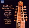 ハイドン:バリトン三重奏曲集バレンシア・バリトン・プロジェクト [CD]