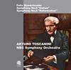 メンデルスゾーン:交響曲第4番「イタリア」・第5番「宗教改革」トスカニーニ - NBCso. [CD]