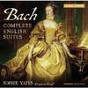 J.S.バッハ:イギリス組曲(全曲)イェーツ(HC) [2CD]