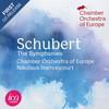 シューベルト:交響曲全集アーノンクール - ヨーロッパco. [4CD]