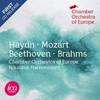 ハイドン,モーツァルト,ベートーヴェン,ブラームス:交響曲集アーノンクール - ヨーロッパco. [4CD]