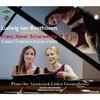 ベートーヴェン:交響曲全集〜シャルヴェンカによる四手ピアノ連弾編曲版ピアノデュオ・アナスタシア&リウボフ [5CD]
