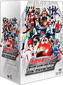 東映特撮ヒーロー THE MOVIE BOX〈初回生産限定・7枚組〉 [DVD] [2007/12/07発売]
