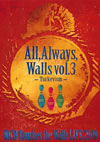 NICO Touches the Walls/NICO Touches the Walls LIVE 2009 All��Always��Walls vol.3��Turkeyism�� [DVD]