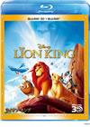 ライオン・キング 3Dセット〈2013年4月30日までの期間限定生産・2枚組〉 [Blu-ray][廃盤]