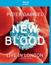 Peter Gabriel『New Blood』、ライヴの模様を3D映像で!