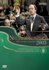 アーノンクール&ウィーンフィル/ニューイヤー・コンサート2003 [DVD] [2011/11/30発売]