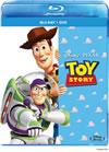 トイ・ストーリー ブルーレイ+DVDセット〈2枚組〉 [Blu-ray]