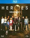 HEROES/ヒーローズ シーズン1 ブルーレイBOX〈7枚組〉 [Blu-ray]