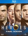 HEROES/ヒーローズ ファイナル・シーズン ブルーレイBOX〈6枚組〉 [Blu-ray]