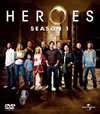 HEROES/ヒーローズ シーズン1 バリューパック〈6枚組〉 [DVD]