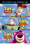 トイ・ストーリー DVD・トリロジー・セット〈2012年12月31日までの期間限定生産・3枚組〉 [DVD][廃盤]