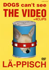 レピッシュ/DOGS can't see THE VIDEO+4CLIPS [DVD]