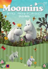 ムーミン パペット・アニメーション DVD-BOX〈5枚組〉 [DVD] [2013/06/21発売]