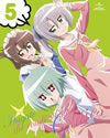 ハヤテのごとく!Cuties 第5巻〈初回限定版〉 [DVD]