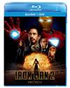 アイアンマン2 ブルーレイ+DVDセット〈2枚組〉 [Blu-ray]