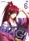 マギ The kingdom of magic 6 [DVD]