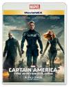 キャプテン・アメリカ/ウィンター・ソルジャー MovieNEX〈2枚組〉 [Blu-ray]
