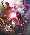 仮面ライダーカブト Blu-ray BOX3〈3枚組〉 [Blu-ray] [2015/05/13発売]