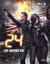 24-TWENTY FOUR- リブ・アナザー・デイ ブルーレイBOX〈3枚組〉 [Blu-ray]